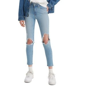 Levi's 721 High Rise Ankle Skinny Women's Jeans 31
